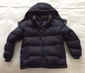 Boys Tommy Hilfiger jacket age 10