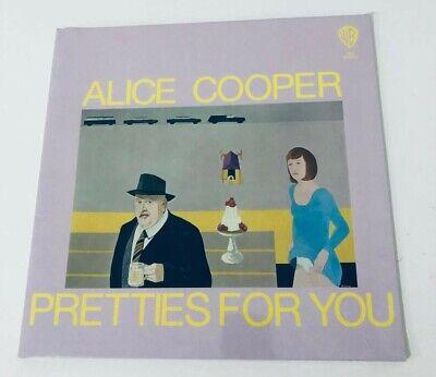 Alice Cooper Pretties For You Vinyl
