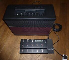 Line 6 Amplifi 150 Bluetooth Amplifier & FBV Shortbaord MKll Floor unit NEW CONDITION!!