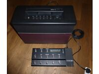 Line 6 Amplifi 150 Bluetooth Amplifier & FBV Shortbaord MKll Floor unit NEW CONDITION!!