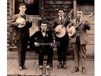 Violinist, Guitar wanted for new Oxford string band - Country, Dylan, Bluegrass