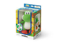Mega Yarn Yoshi Amiibo - New & never opened - Perfect Condition - RARE