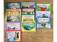 Children's Books - Hairy Maclary, Slinky Malinki + 2 others by Lynley Dodd