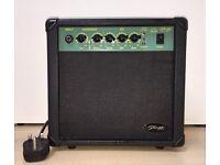 Stagg GA10 10W Guitar Amplifier STAGG 10GA UK 10W GUITAR AMPLIFIER