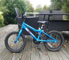 Ridgeback MX16 Bike for sale (Blue)