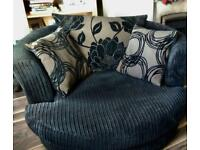 Dfs jumbo cord cuddle chair