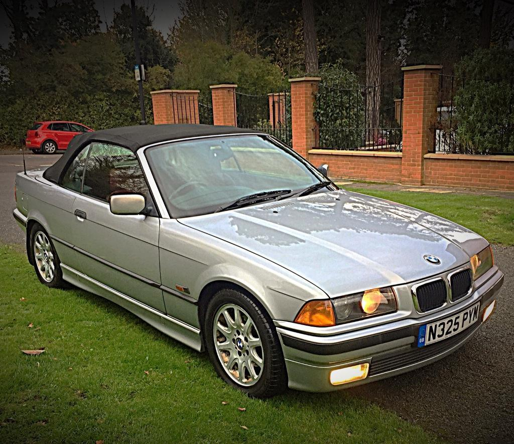 Bmw 3 Series 328i Convertible Red Leather Interior Low Mileage In Enfield London Gumtree