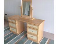 Schreiber Dressing Table, Tallboy and 2 chests of drawers