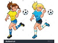 Female 5-a-side players wanted for Monday nights (Glasgow Green)