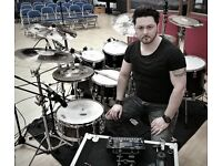 Drum Lessons - East London - Professional drummer