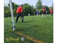 MONDAY FOOTBALL IN LONDON, PLAY FOOTBALL IN LONDON, SOUTHFIELDS. TEAM LOOKING FOR PLAYERS. vb344