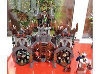 LEGO CASTLE (7097) - TROLLS' MOUNTAIN FOREST