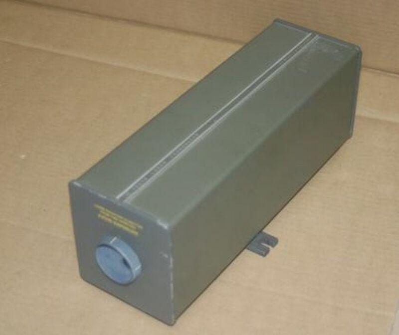 Hewlett Packard HP Agilent  Helium Neon 5501A Laser Transducer