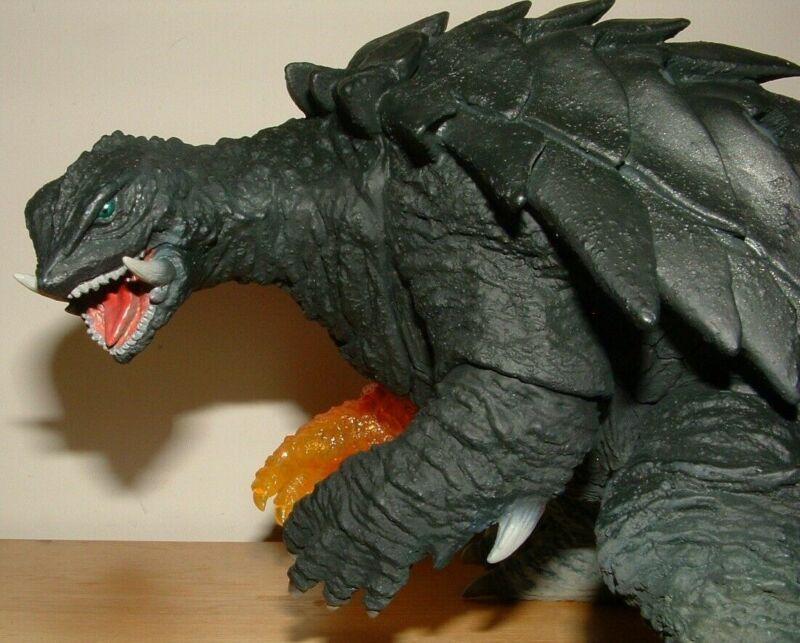 "CCP Artistic Monsters 9"" Scale 1999 PLASMA FIST GAMERA 3  PVC Figure Godzilla"