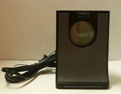 Timex T436B Indiglo Alarm Clock, MP3 , Radio and Nature Sounds