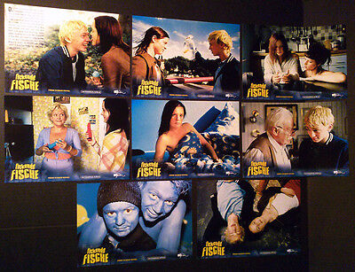 Lobby Card set~ DO FISH DO IT? ~2002 ~Tino Mewes~Sophie Rogall~Hans Martin Stier
