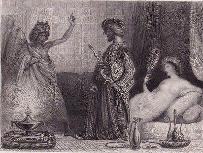 Usado, Mourad Bey Murad Bey Mamelouk Bey Campagne Egypte Napoléon Bonaparte Egypt 1840 segunda mano  Embacar hacia Argentina