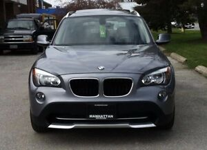 BMW X1 Xdrive28I No accidents AWD panoramic sunroof REDUCED!!