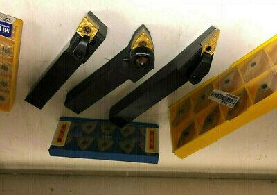 Lathe Tool Holder Set 1   30 Insert