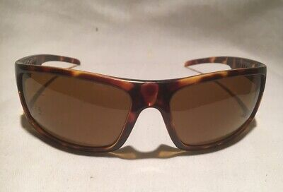 ELECTRIC SUNGLASSES TECH ONE Tortoise Brown Sport Wrap (Electric Tech One Sunglasses)