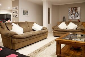 3 Seater & 2 Seater Sofa Lounge Set Beaumont Hills The Hills District Preview