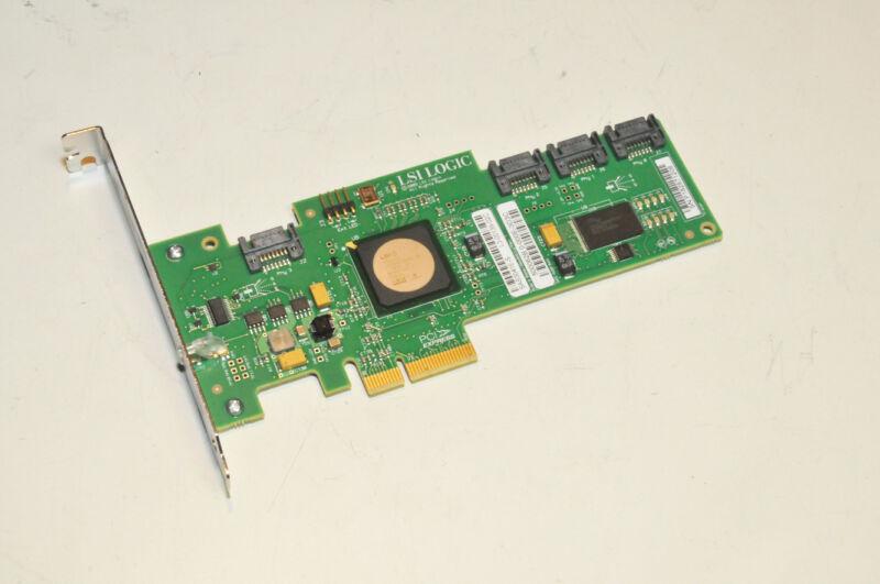 LSI SAS3041E-S PCI-E Intenal 3-port Host Bus Adapter HBA SUN 371-3991-01