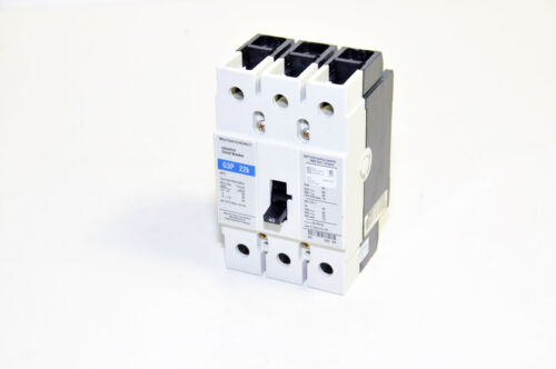 Automation Direct EATON Type G3P 22K Circuit Breaker 3 Pole 40 Amp G3P40