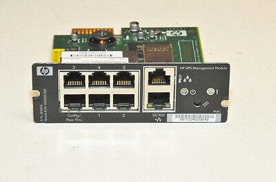HP SPS UPS Management Module Card AF401A 434203-001   Warranty!