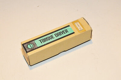 Tohnichi Ltd260cn Rotary Slip Adjustable Torque Driver 26ltd-n New W1