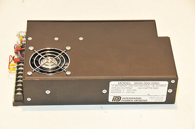 Integrated Power Designs Srw-300-2005 Dc Power Supply New