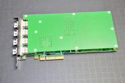 Silicom Peg4bpfi V 1 4 Quad Port Fiber Gigabit Pci Bypass Server Adapter