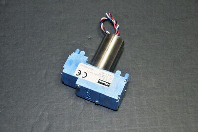 Parker Btc-iis Miniature Dual Head Diaphragm Pump D1061-13  24v Dc Brushless
