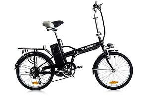 Dillenger Foldable Black Electric Bicycle - Great Condition Joondanna Stirling Area Preview