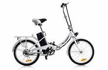 $599 from Dillenger Electric Bike: The Comfort Parramatta Park Cairns City Preview