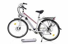 Electric Bike: Easy Step Through Delivery Available, Dillenger Adelaide CBD Adelaide City Preview