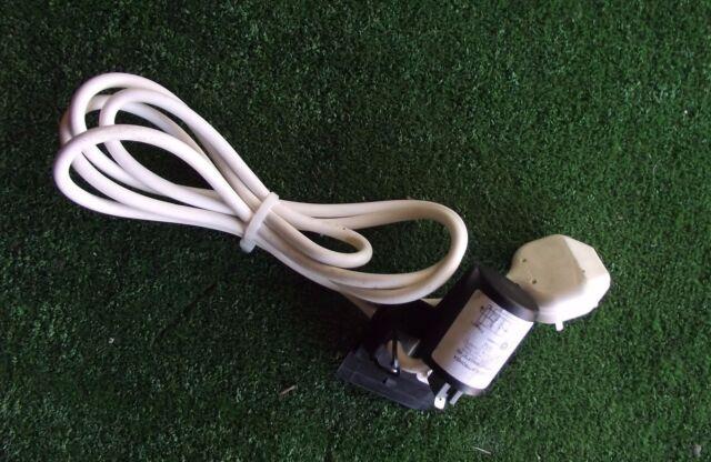 Washing Machine INDESIT IWB71250 UK CABLE PLUG CAPACITOR