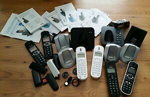 Ersatzteilen für Philips Schnurloses Telefone Restposten CD255,SE155,CD650,CD150