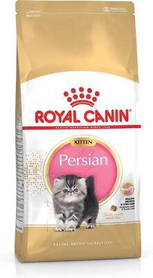 Royal Canin Feline Breed Health Specific Persian Kitten Dry Cat Food 400G