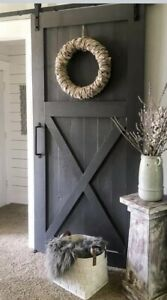 Country Sheek...Customized Barn Door