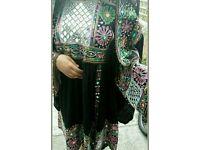 dress for women hand made catwalk dress