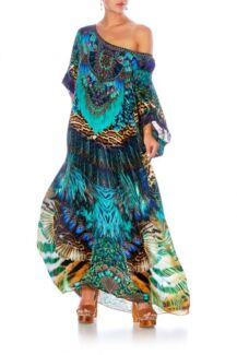 4900bff5289 Camilla The Creator RNK round neck kaftan brand new with tags