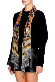 Camilla Franks - Phoenix Rise Long Scarf. New with Tags.