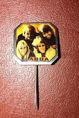 ABBA disco music vintage 70s-Pin Badge