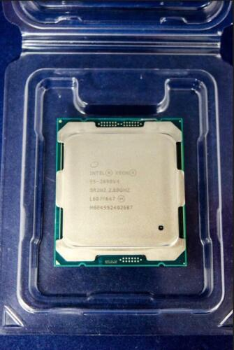 E5-2690V4 INTEL XEON 14 CORE PROCESSOR SR2N2 2.6GHZ CPU CM8066002030908