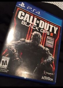Black ops 3 ps4 $30