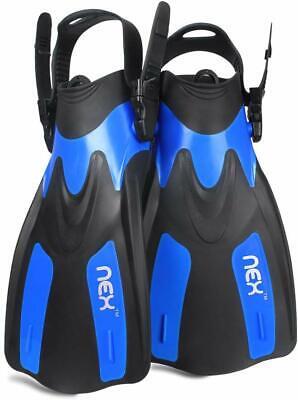 BLUE//GREEN Mermaid Atlantis Swim FINS Child Swimming Swim Sz 1-7 Flippers Kids