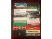 22 Commodore Amiga Boxed Games - Collection Only
