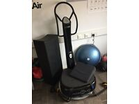 Powerplate, My5, Vibration plate, Power Shield, Hand Remote, Accessories, Semi Commercial