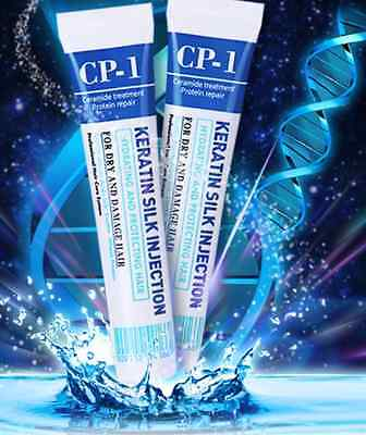 [Korean Cosmetic] Keratin Silk Injection(Protecting Hair )20ml x 2ea