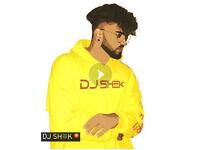 DJ SH≡K - Hip Hop, Trap, R&B DJ with Sound Provided